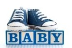 6288447-blue-baby-shoes